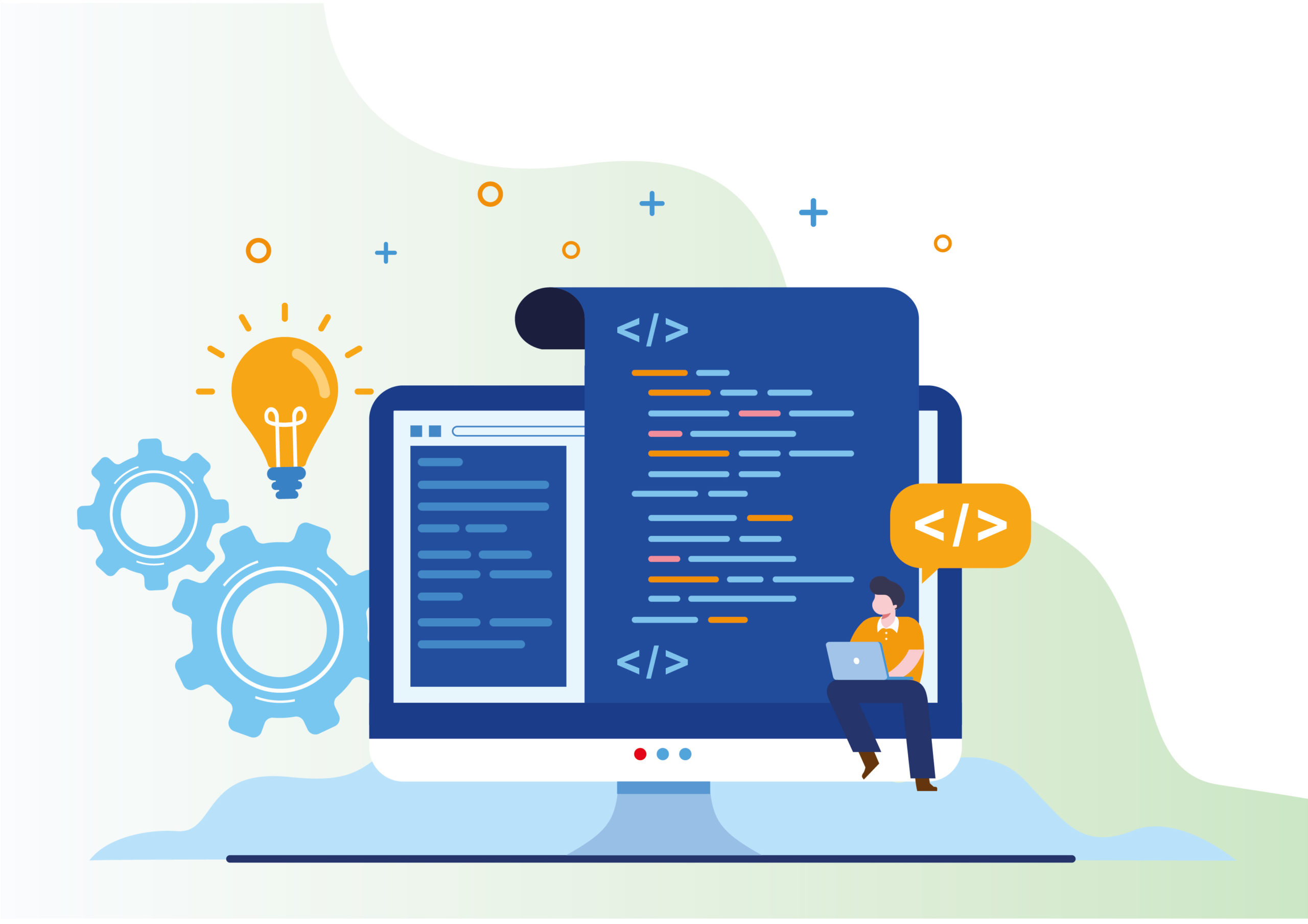 Onlineshop programmieren