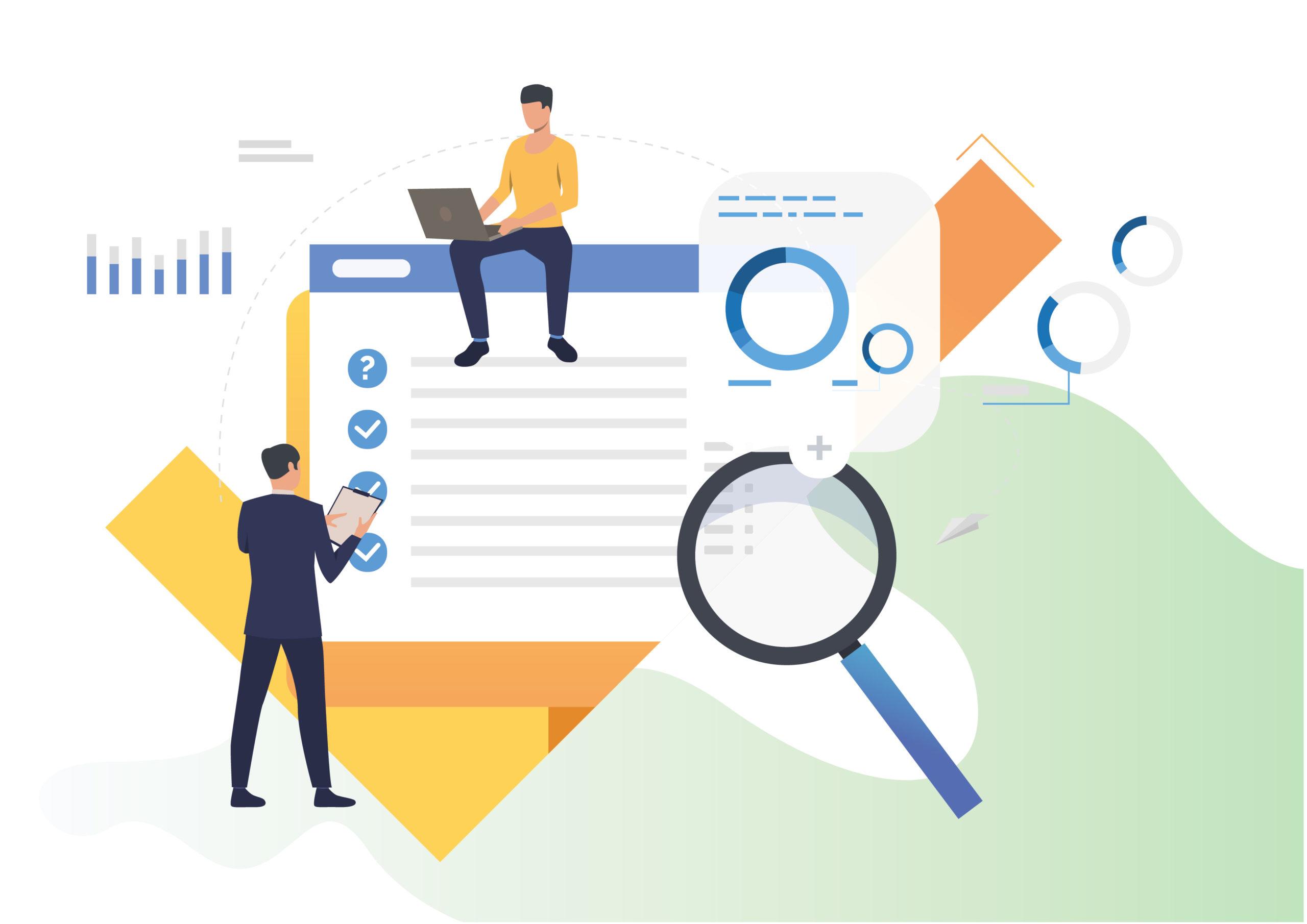 Website und Webdesign analysieren