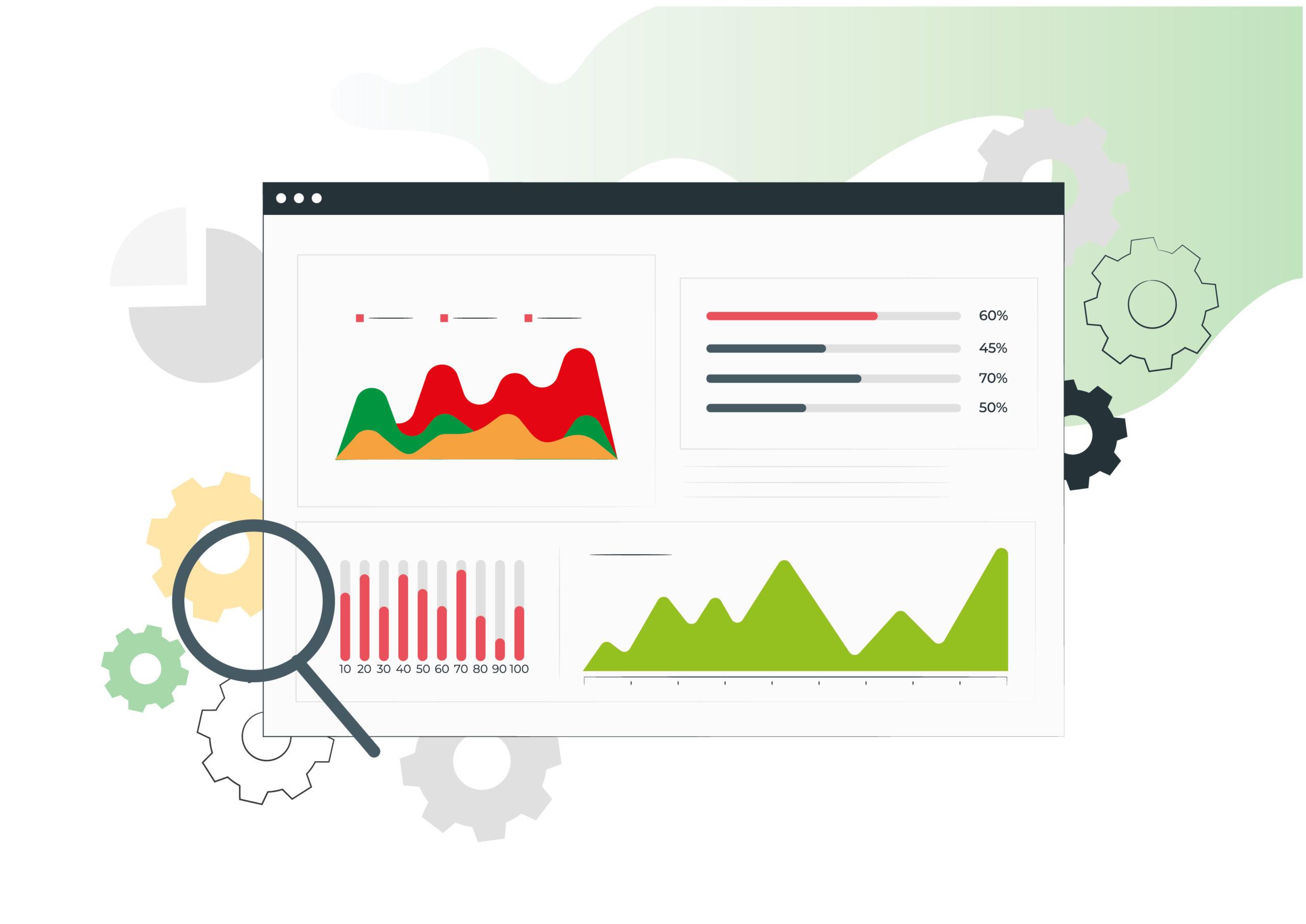 bestehender Onlineshop analysieren